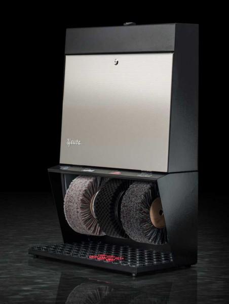 Машинка  для чистки обуви Heute Polifix 3 Steel