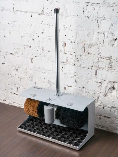 Машинка для чистки обуви Prestige Vertical