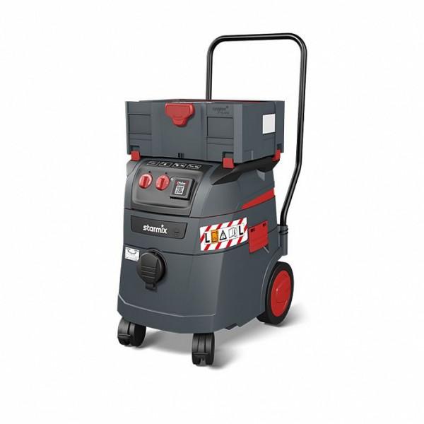 Промышленный пылесос для бетонной пыли iPulse L - 1635 Top
