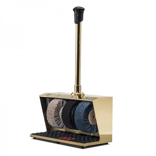 Машинка для чистки обуви Heute Polifix 2 Gold
