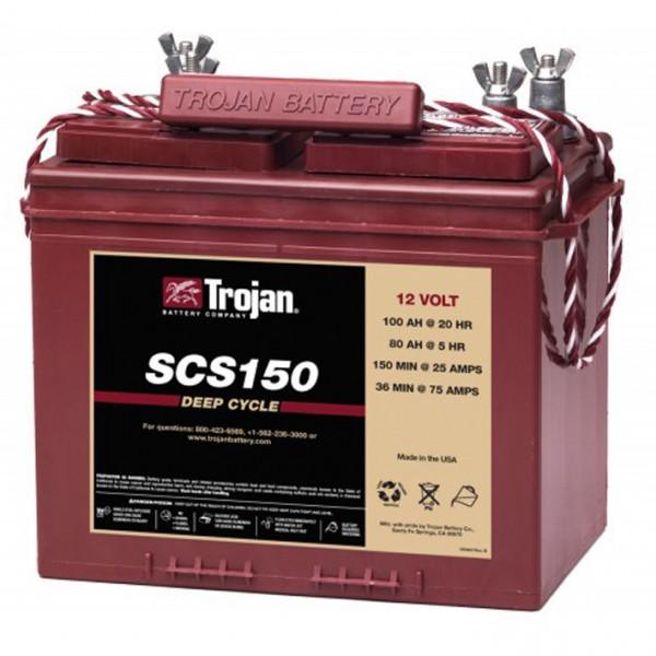 Aккумулятор кислотный Trojan SCS 150