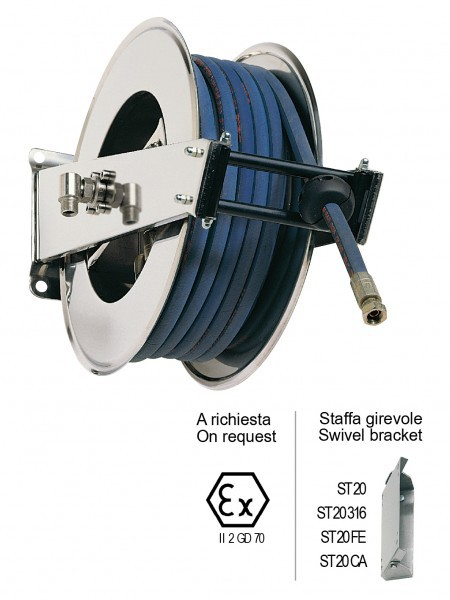 Инерционный барабан AV 2000