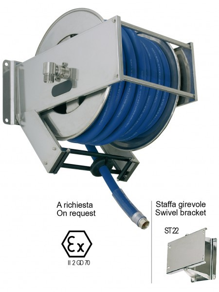 Инерционный барабан AV 2300