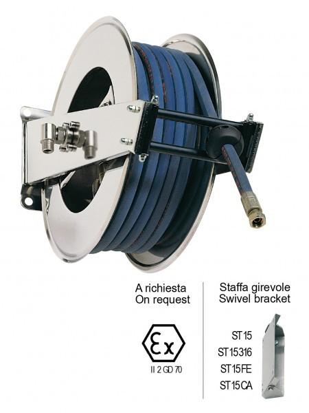 Инерционный барабан AV 1500 FE