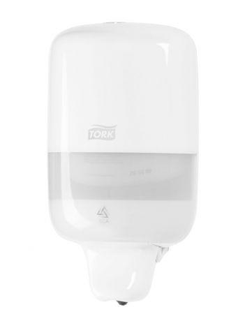 Tork мини-диспенсер для жидкого мыла белый