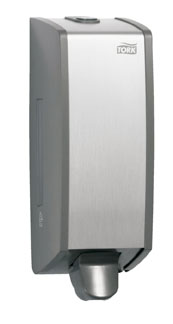 Tork диспенсер для жидкого мыла металл