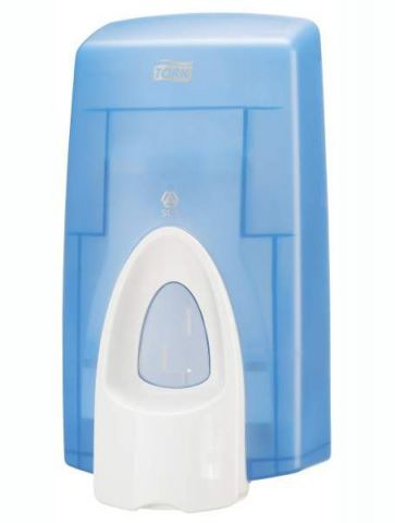 Tork диспенсер для мыла-пены синий