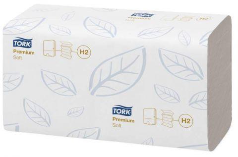 Tork Xpress листовые полотенца сложения Multifold мягкие