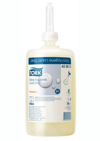 Tork жидкое мыло для рук с улучшенными гигиеническими свойствами