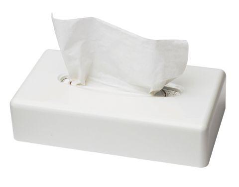 Tork Диспенсер для салфеток для лица белый