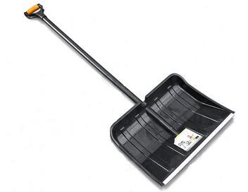Лопата для уборки снега «Сахара» с черенком