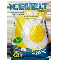Противогололедный реагент Icemelt Mix