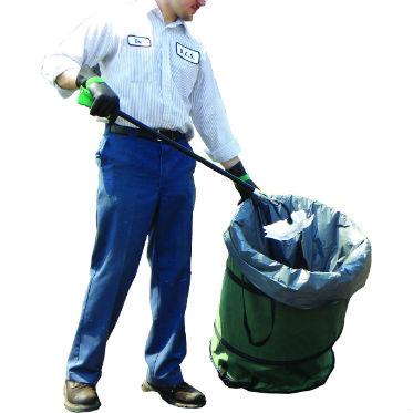 Дистанционный захват для сбора бутылок и мусора 40 см