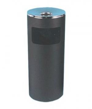 Урна-пепельница из оцинкованной стали с полимерным покрытием