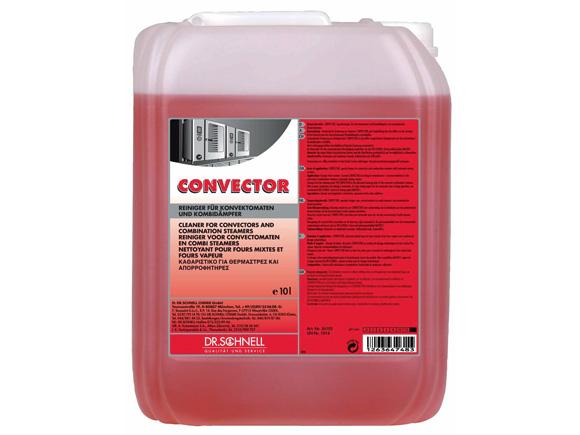 Convector Очиститель для автоматической очистки конвекторных печей