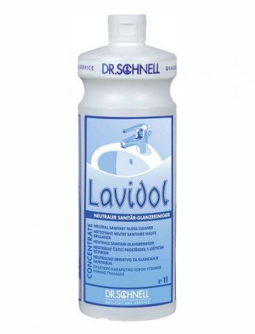 Lavidol Нейтральное средство для очистки санитарных зон