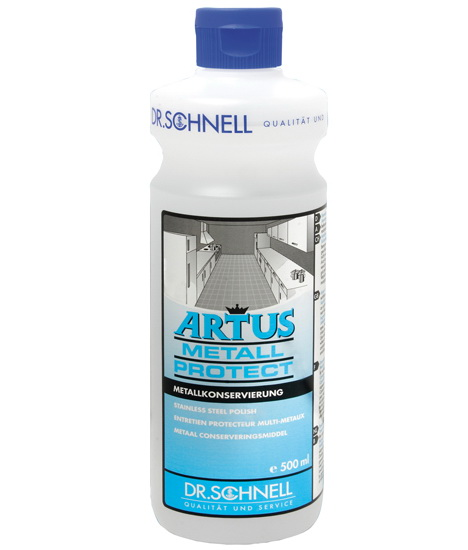 Artus Metall Protect Средство для ухода за поверхностями из нержавеющей стали