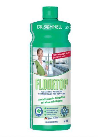 Floortop Высокоэффективное средство для ухода за полами