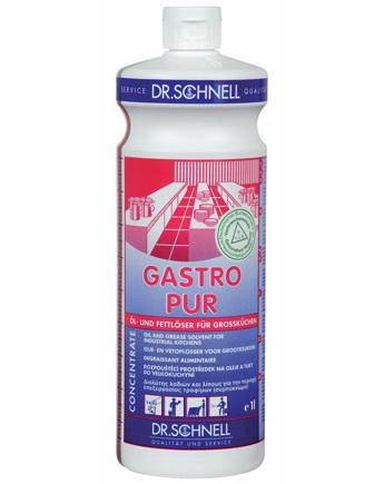 Gastro Pur Средство для удаления жирных загрязнений