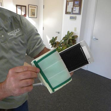 Комплект для мытья стекол Unger InDoor-1
