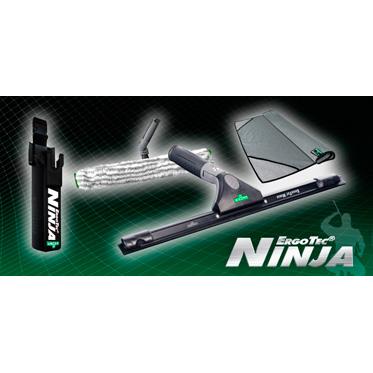 Комплект для мытья стекол Unger Ninja