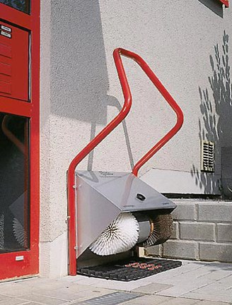 Машинка для чистки обуви Heute Politec 5 Polar