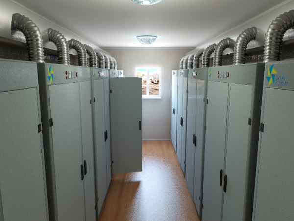 СКС Dion-Thermo House 6S
