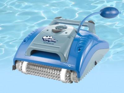 Робот пылесос для бассейна Dolphin Supreme