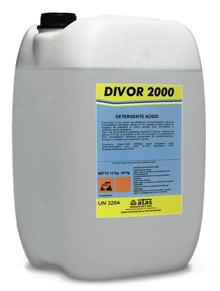 Atas Divor 2000  Высокоэффективное моющее средство