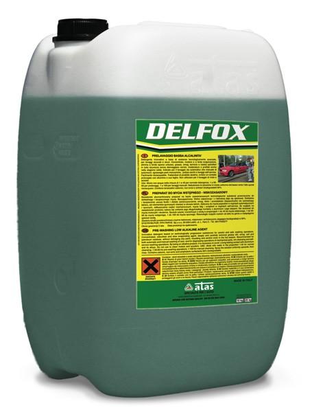 Atas Delfox Автошампунь с антистатическим эффектом