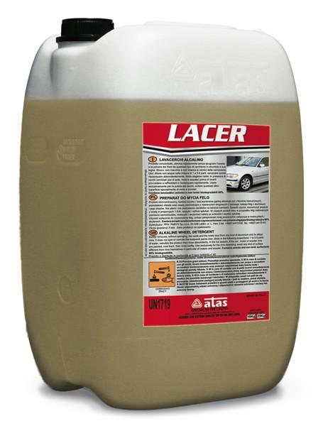 Atas Lacer Моющее средство для дисков из алюминия и сплавов