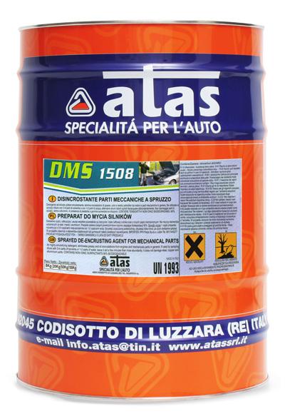 Atas DMS 1508 Очищающее средство