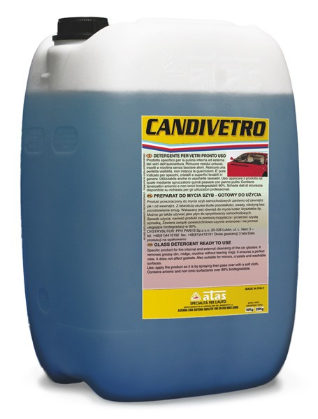Atas Candivetro Моющее средство для стекол и зеркал