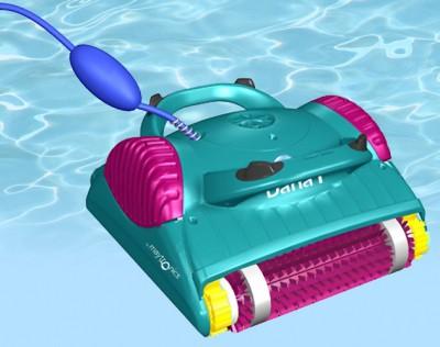 Автоматический роботдля бассейна Dolphin DANA