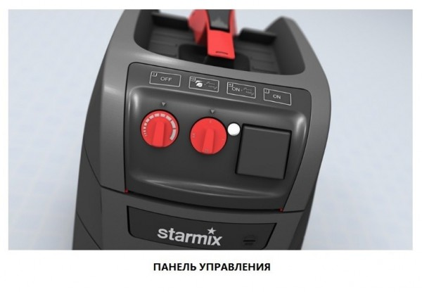 Starmix ISP ARDL iPulse 1635/1435 EWS Permanent