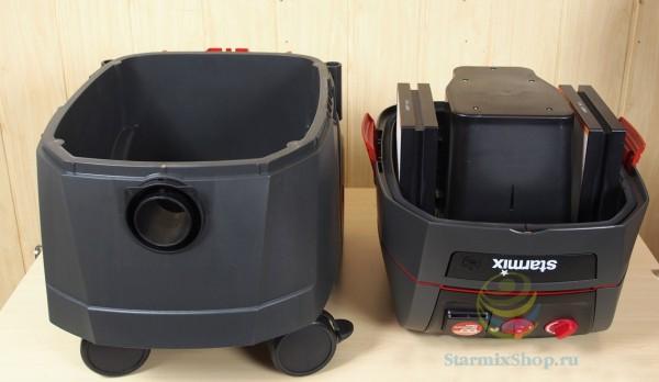 Starmix ISC ARDL 1625/1425 EWS Compact