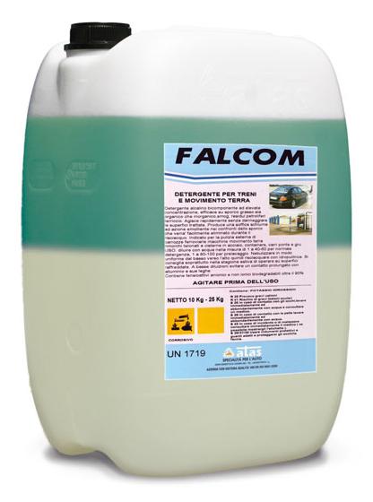 Atas Falcom Моющее средство для тяжелой техники
