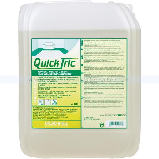 Quick Tric Универсальный пятновыводитель для текстиля
