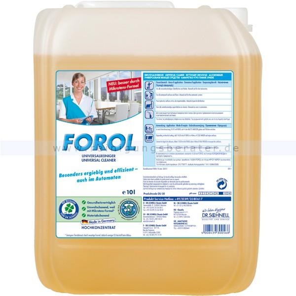 Forol Универсальное моющее средство