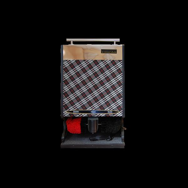 Машинка для чистки обуви XLD-M2