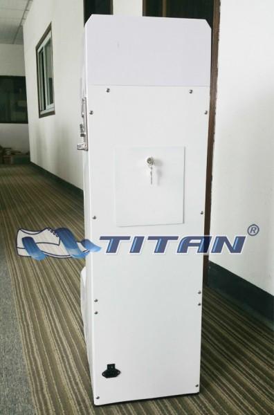 Аппарат для надевания бахилTITAN 200М с монетоприемником