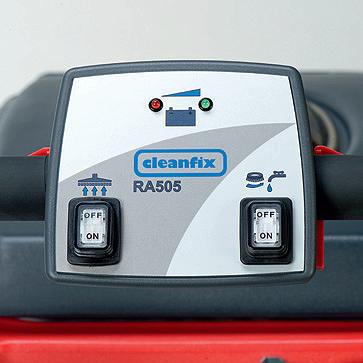 Поломоечная машина Cleanfix RA 505 IBC