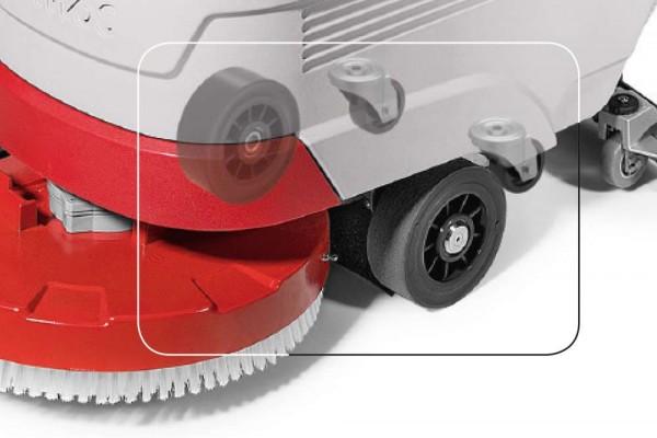 Аккумуляторная поломоечная машина Comac Antea 50ВT