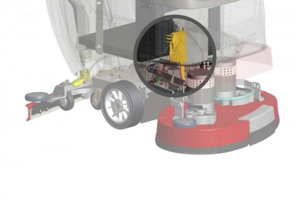 Аккумуляторная поломоечная машина Comac VERSA 65 BT