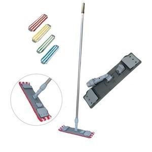 Плоская пластиковая складная швабра Bol Equipment