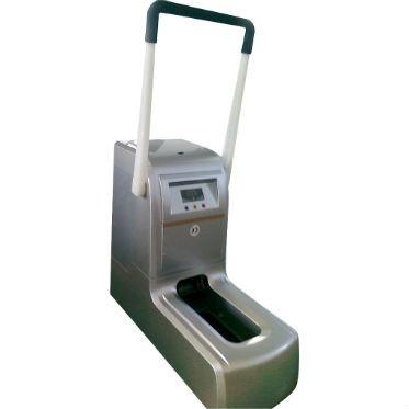 Аппарат для надевания бахил Clean Boot  QY-I100/1 Silver