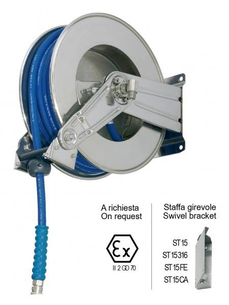 Инерционный барабан AV 1000 FE