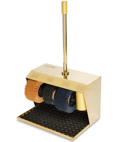 "Машина для чистки обуви ""Эко Лайн""  Royal Gold"