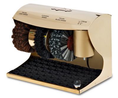 Аппарат чистки обуви Royal Polirol Gold