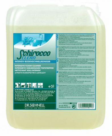 Schirocco Clean Средство для интенсивной уборки пола